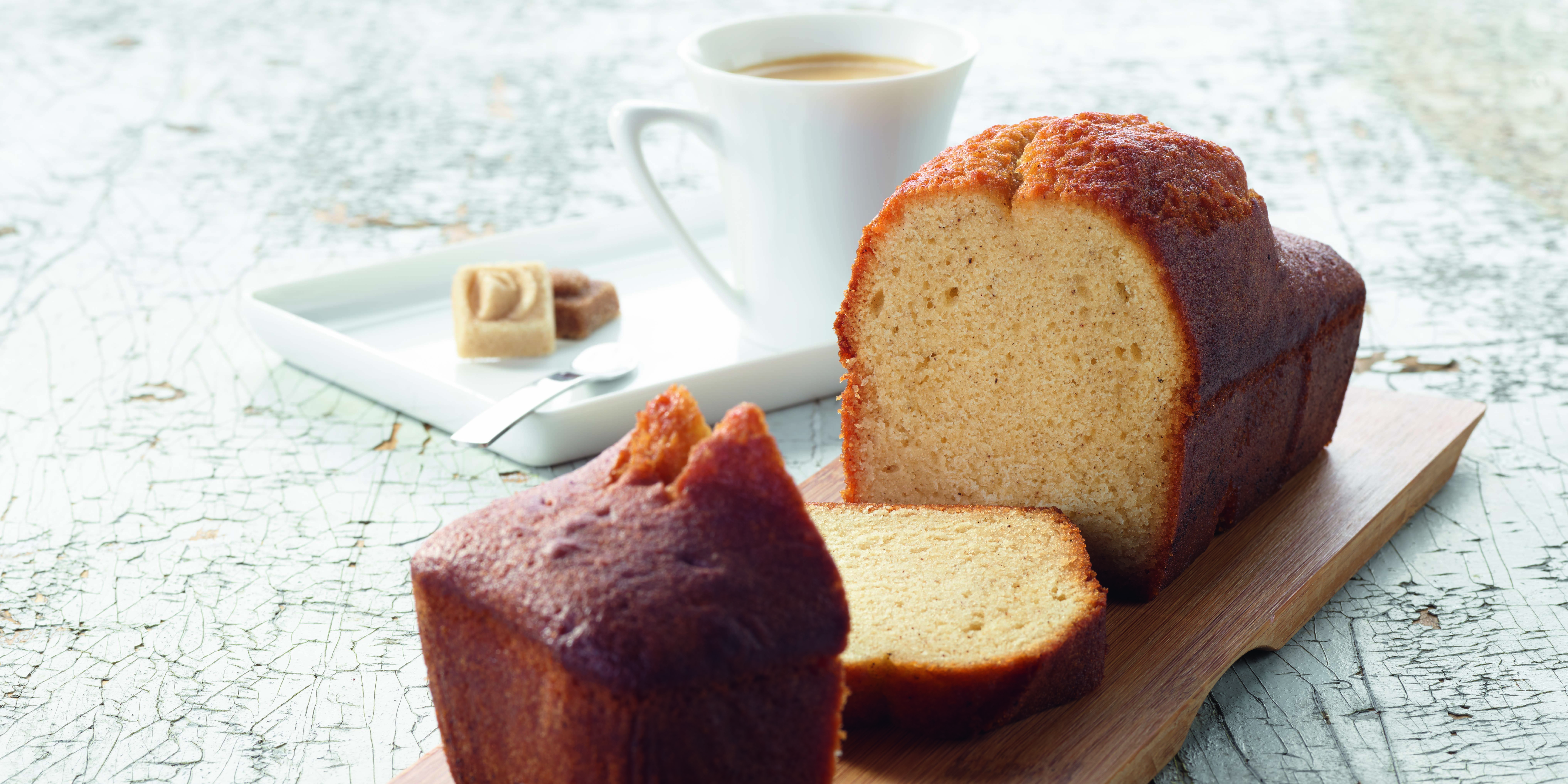 Normandy Butter Cake